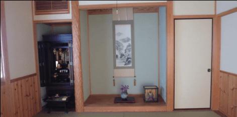 お仏壇の配送・設置